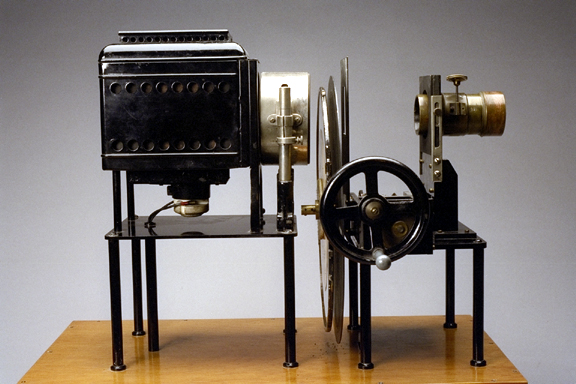 muybridge projector